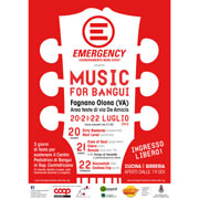 Music for Bangui  Gruppo Emergency Saronno